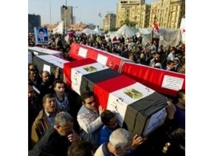 Egitto in subbuglio