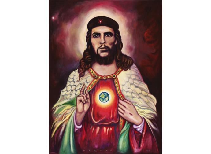 Che Guevara santino