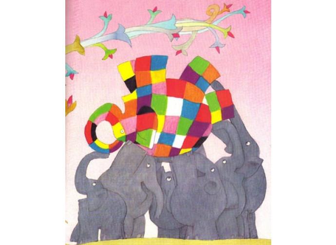 L'elefantino Elmer