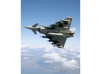 F-35? No grazie, meglio l'Eurofighter Typhoon