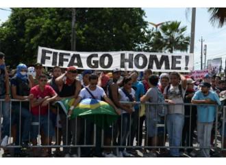 I brasiliani danno un calcio ai Mondiali