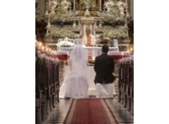 Primo, recuperare la verità del matrimonio