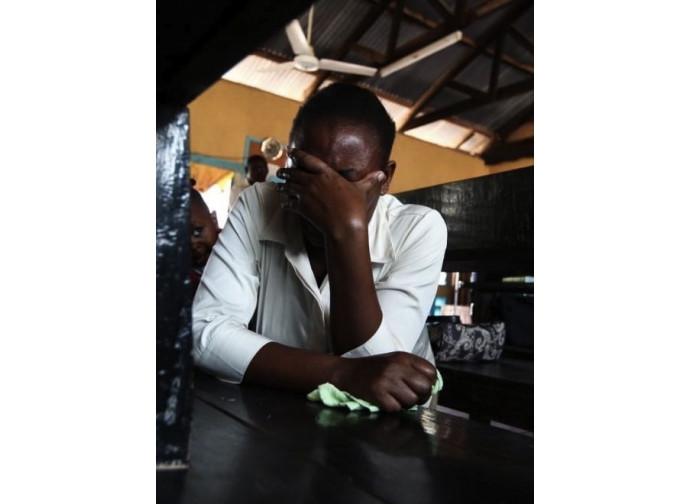 Uno studente dell'università di Garissa scampato alla strage