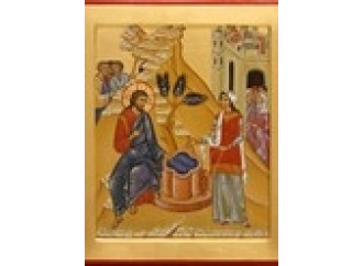 Gesù e la samaritana, appunti di metodo