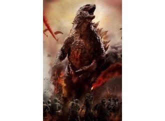 Gli ecologisti arruolano pure Godzilla