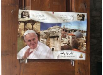 Gerusalemme aspetta il Papa delle sorprese
