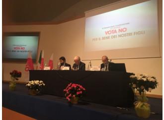 Cattolici a convegno per il NO al referendum