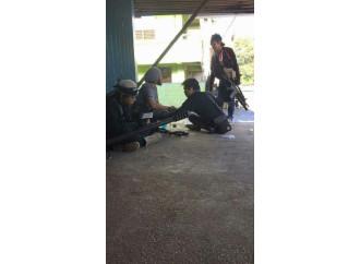 Marawi, gli jihadisti minacciano gli ostaggi. E il Papa