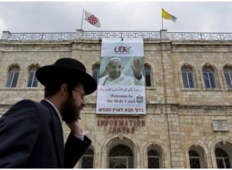 Papa in Israele, chi vuol rovinare il pellegrinaggio