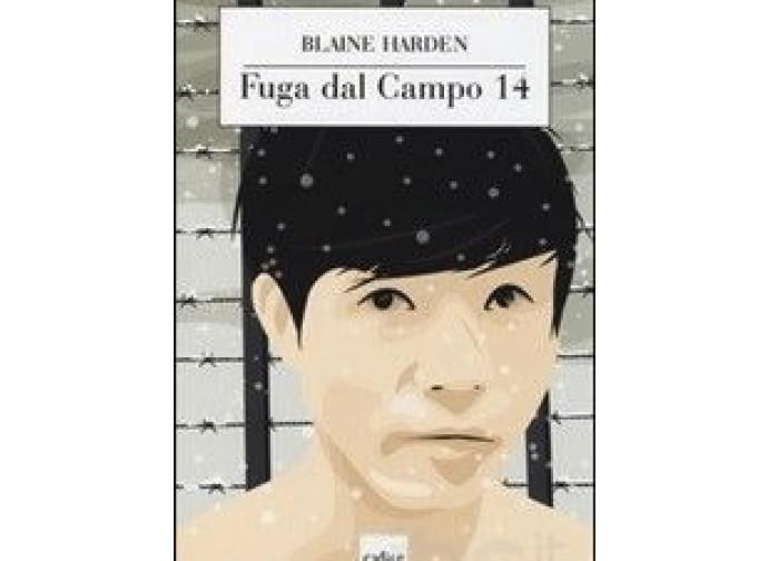 La copertina del libro Fuga dal Campo 14