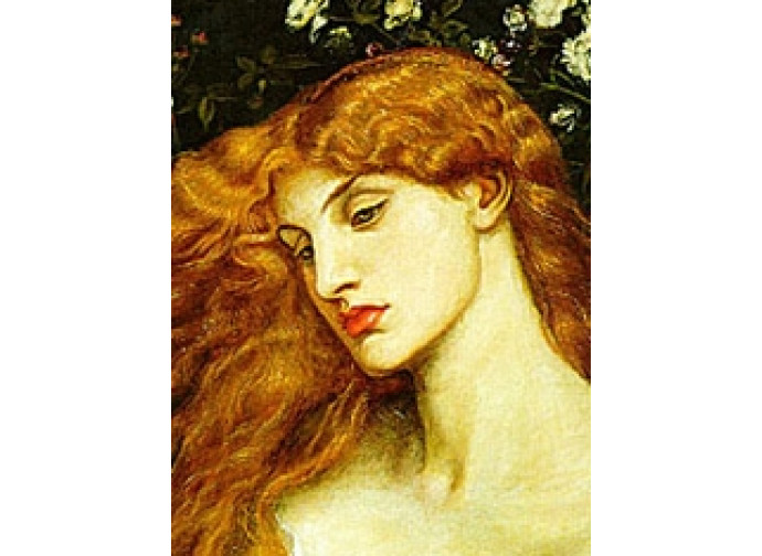 LadyLillith–Rossetti
