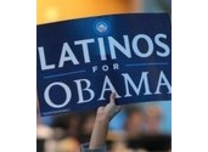 Latinos per Obama