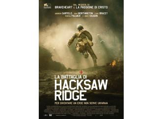 Hacksaw Ridge, l'eroismo di un pacifista cristiano