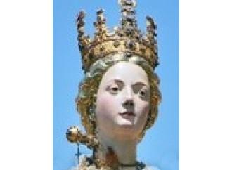 Santa Lucia, anima bella e luminosa