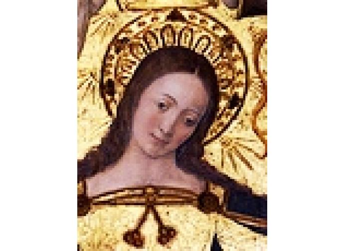 Madonna della Misericordia H.Clemer particolare