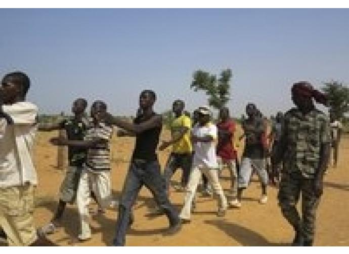 Malì, esercito in addestramento