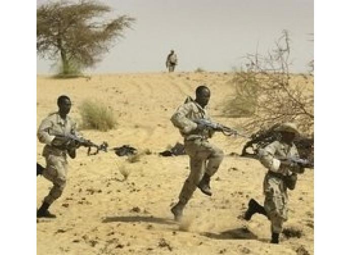 Guerra in Mali