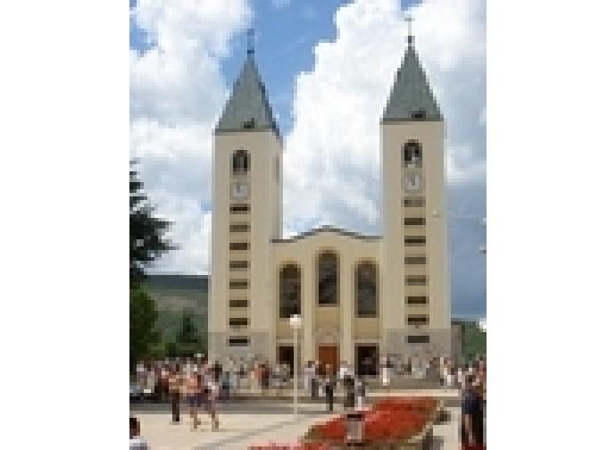 La parrocchia di Medjugorje