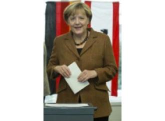 Il trionfo politico di Angela Merkel