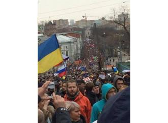 A Mosca, clima di violenza e paura