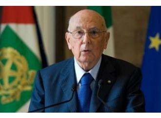 Quali sono i limiti  di Napolitano?