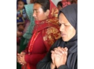 Festività tragiche per i cristiani dell'Asia