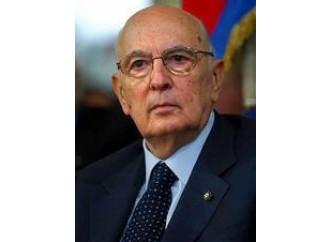 E Napolitano si nominò «il Presidentissimo»