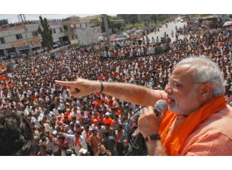 Modi, il premier che fa paura alle minoranze