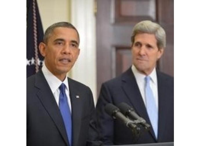 Obama e Kerry