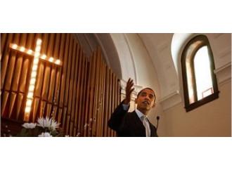 Obama toglie i fondi ai vescovi USA