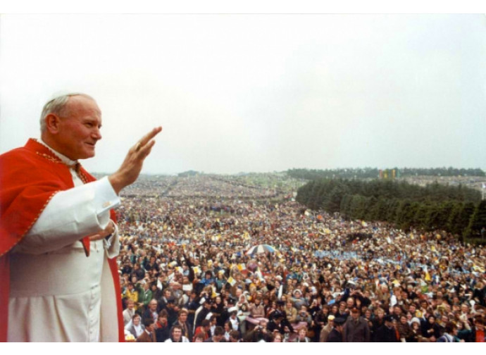 Giovanni Paolo II in Polonia, 1979