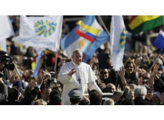 Il Papa: evitate l'«intimismo disgustoso»