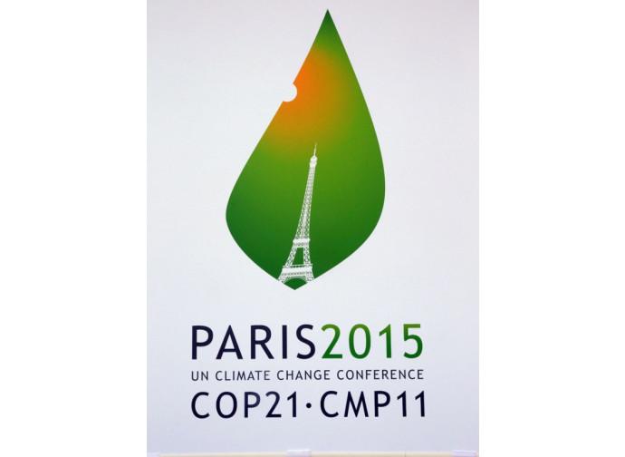 La conferenza di Parigi sui cambiamenti climatici