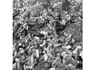 La Prima guerra mondiale secondo Benedetto XVI