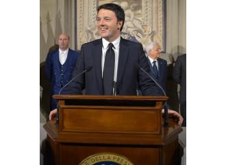 Renzi va avanti a colpi di fiducia. Come Letta
