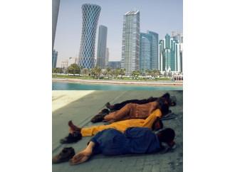 Crisi del Qatar, la fuga degli immigrati cristiani