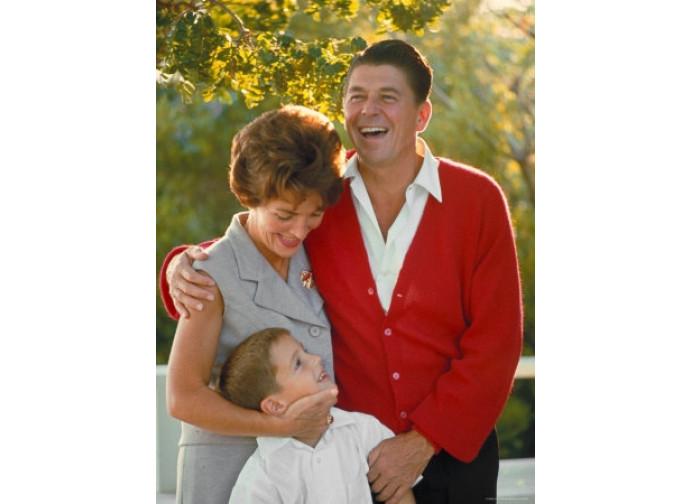La famiglia Reagan