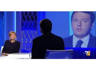 L'Eni è una branca dell'intelligence? Lo dice Renzi