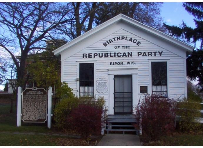 Il luogo natale del Partito Repubblicano
