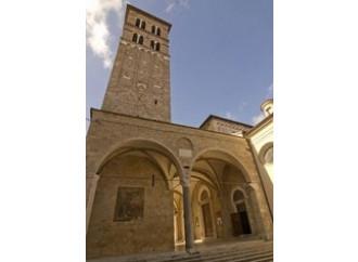 Nella cattedrale di Rieti hanno ucciso il presepe