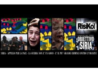 """Tutti al """"grande gioco"""" della Siria"""