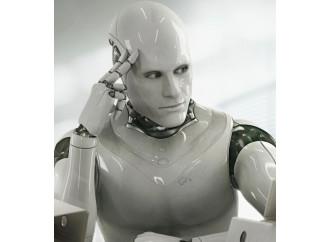 I Robot anticomunisti dicono che l'intelligenza è umana