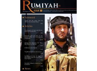 Rumiyah, la rivista dell'Isis per la conquista di Roma
