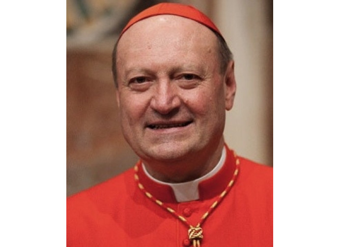 Il cardinale Gianfranco Ravasi