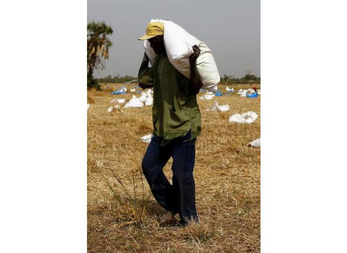 Sud Sudan, aiuti alimentari