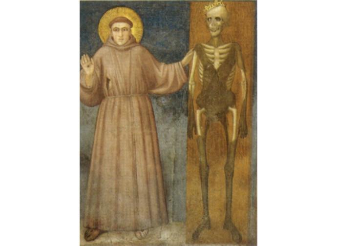 San Francesco e sorella morte