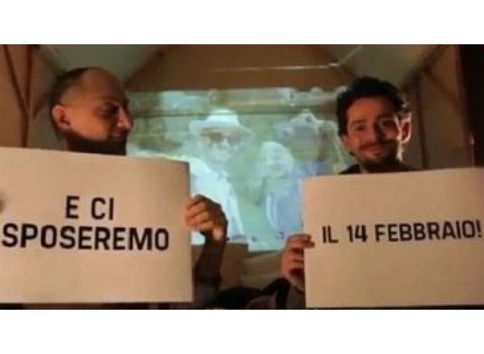 Legalize Love, la campagna per il matrimonio gay