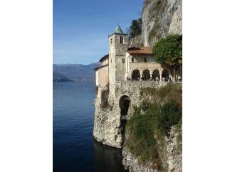 Per grazia ricevuta: l'eremo di Santa Caterina del Sasso