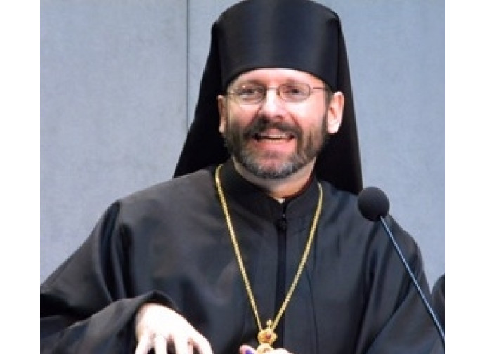 Arcivescovo Schevchuk