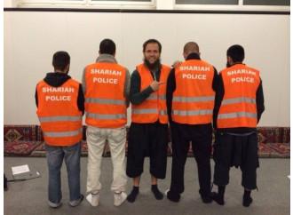 Tutti gli emirati islamici nelle città dell'Eurabia